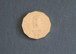Australia 2014 50c AIATSIS Commemorative Coin 50 Cents - LOW MINTAGE - Decimal Coinage (1966-...)