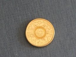 Australia 2016 YELLOW RING $2 Olympic Coin RAM Royal Australian Mint - Decimal Coinage (1966-...)