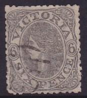 Victoria 1862 P.12 SG 106 Used - 1850-1912 Victoria