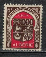 ALGERIE        N°  YVERT    265    OBLITERE       ( O   2/45 ) - Algérie (1924-1962)