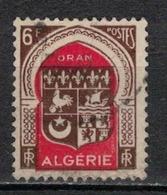ALGERIE        N°  YVERT    265   ( 2 )  OBLITERE       ( O   2/45 ) - Algérie (1924-1962)