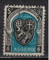 ALGERIE        N°  YVERT    268      OBLITERE       ( O   2/45 ) - Algérie (1924-1962)