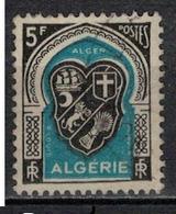 ALGERIE        N°  YVERT    268  ( 1 )     OBLITERE       ( O   2/45 ) - Algérie (1924-1962)