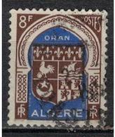 ALGERIE        N°  YVERT    269    OBLITERE       ( O   2/45 ) - Algérie (1924-1962)