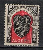 ALGERIE        N°  YVERT    271   ( 3 ) OBLITERE       ( O   2/45 ) - Algérie (1924-1962)