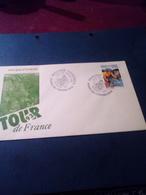 FDC Tour De France 1993 - FDC
