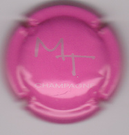 Capsule Champagne FUMEY_TASSIN ( 16b ; Rose Et Gris ) {S07-19} - Champagne
