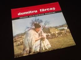 Vinyle 33 Tours Dumitru Farcas Trésors Folkloriques Roumains (1973) - Country Et Folk