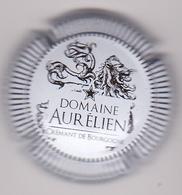 Capsule Mousseux ( Domaine AURELIEN  Blanc Et Noir ) {S08-19} - Mousseux