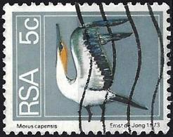 South Africa 1974 - Mi 451 - YT 363 ( Bird : Cape Gannet ) - Afrique Du Sud (1961-...)