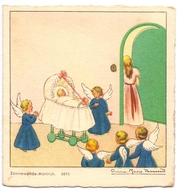 Geboortekaartje Carte De Naissance - Walter Vinken - Passendale 20 Feb 1945 - Naissance & Baptême