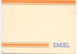 Geboortekaartje Carte De Naissance - Emiel Frans Pamels - Ellegem 5 Mei 1936 - Naissance & Baptême