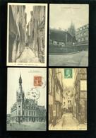 Lot De 60 Cartes Postales De France        Lot Van 60 Postkaarten Van Frankrijk   - 60 Scans - Postkaarten