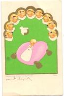 Geboortekaartje Carte De Naissance - Rosa Demyttenaere - Menen 27 April 1946 - Naissance & Baptême