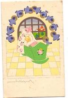 Geboortekaartje Carte De Naissance - Paul Mengal - 27 Dec 1942 - Birth & Baptism