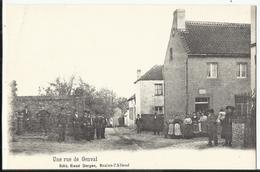 Genval - Rixensart - Une Rue De Genval - Rixensart