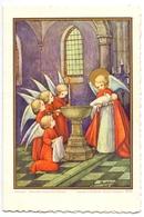 Geboortekaartje Carte De Naissance - Miriam Ferret - Roeselare - 29 Mei 1954 - Birth & Baptism