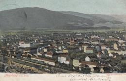 AK - MARBURG A/d Drau - Panorama Mit Bahnhof 1907 - Slowenien
