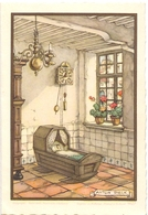 Geboortekaartje Carte De Naissance - Dirk Lambrecht - Wakken - Waregem - 24 Sept 1961 - Naissance & Baptême