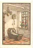 Geboortekaartje Carte De Naissance - Dirk Lambrecht - Wakken - Waregem - 24 Sept 1961 - Birth & Baptism