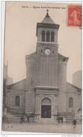 PARIS EGLISE SAINT FERDINAND DES TERNES  1907 TBE - Eglises