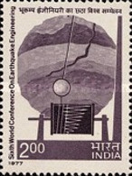 USED STAMPS India - The 6th World Conference On Earthquake E... -  1977 - India