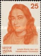 USED STAMPS India - Paramahansa Yogananda (Religious Leader) -  1977 - India