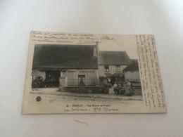 BO - 1500 - PRASLAY - Une Maison De Praslay - Ronot Aubergiste - France
