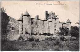 ENVIRONS DE NIORT CHATEAU DE MURSAY 1914 TBE - Niort