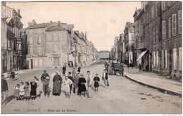 NIORT RUE DE LA GARE 1905 TBE - Niort