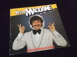 Vinyle 33 Tours Roland Magdane Enregistrement Public (1980) - Vinyles