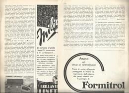 UN PICCOLO CENTRO POLESANO: LENDINARA 1953 ARTICOLO RITAGLIATO DA GIORNALE - Altri