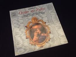 Vinyle 33 Tours Jacques Offenbach  Orphée Aux Enfers - Opera