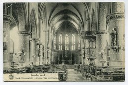 CPA - Carte Postale - Belgique - Londerzeel - Eglise - Vue Intérieure - 1921 ( DD7288) - Londerzeel