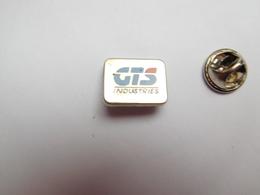 Beau Pin's En Zamac , GTS Industries , Dillinger France , Grande Synthe , Sidérurgie - Villes