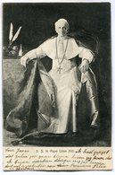 CPA - Carte Postale - Belgique - S.S. Le Pape Léon XIII - 1903 ( DD7289) - Personnages Historiques