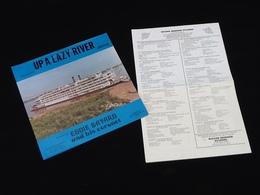 Vinyle 33 Tours Eddie  Bayard And His Coronet Up A Lazy River (Jazz) Maison Boubon - Jazz