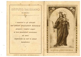 RIMINI CALENDARIETTO 1932 - Rimini