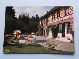 Hôtel Des Mésanges SY Sur Ourthe ( Thill ) Anno 19?? ( Zie / Voir Photo ) ! - Ferrières