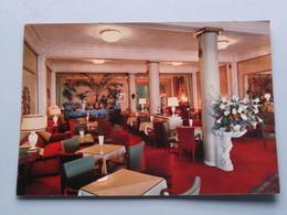 LE MELBA Digue De Mer / Salon Tea Room Le ZOUTE ( Photo-Hall ) Anno 19?? ( Zie / Voir Photo ) ! - Knokke