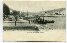 CPA - Carte Postale - Belgique - Dinant - La Meuse En Aval  ( DD7297) - Dinant
