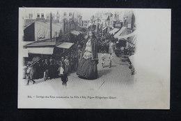 BELGIQUE - Carte Postale - Ath - Cortège Des Fêtes Communales - Géant - L 22733 - Ath