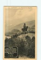 LAFFREY - L' Obion, Le Lac Et La Statue De Napoléon - TBE - 2 Scans - Laffrey