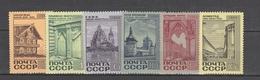 URSS   1968 Xx  UNI 3453-58    -  Postfrisch   -   Vedi Foto ! - Ongebruikt