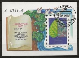 Russie 1984 N° Y&T :  BL. 177  Obl. - 1923-1991 USSR