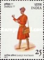 USED STAMPS India - Inpex '77 Philatelic Exhibition, Bangalore -  1977 - India