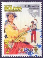 Used Bolivia 2012, Dances 1V. - Bolivia