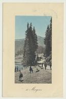 AK  A Morgins 1913 - VS Valais