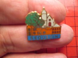 713F Pins Pin's / Rare & De Belle Qualité  THEME : VILLES / COMMUNE DE SEQUEDIN - Villes