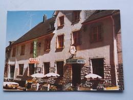 Hotel DAHMEN Bullange ( D. Lecoq Montenau ) Anno 19?? ( Zie Foto Voor Details ) ! - Bullange - Buellingen